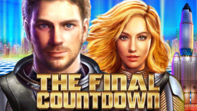 The Final Countdown slot by BigTimeGaming
