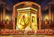 Legacy of Dead slot by PlayNGo