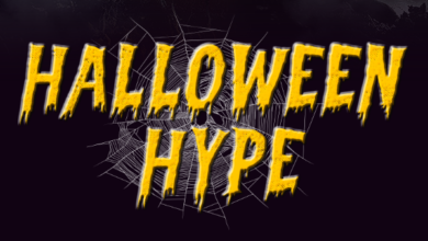 Halloween Hype LV BET