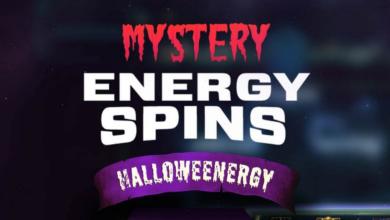EnergyCasino Mystery EnergySpins