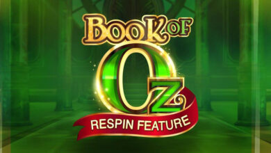 Book Of Oz Big Win