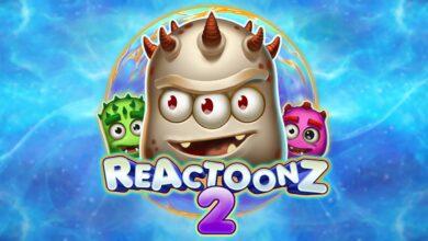Reactoonz 2 Big Win