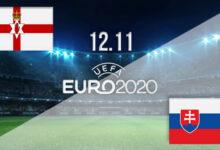 Northern Ireland Vs Slovakia